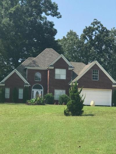 Byhalia Single Family Home For Sale: 432 Moore Loop