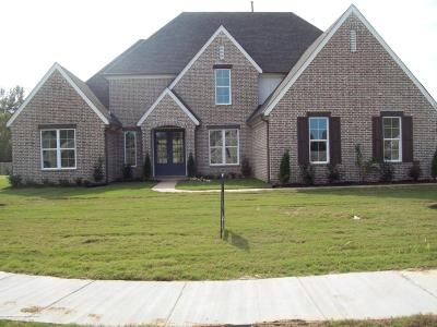 Olive Branch Single Family Home For Sale: 7095 Jercel Cove