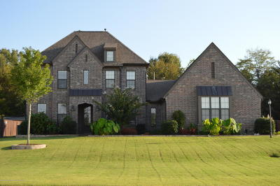 Olive Branch Single Family Home For Sale: 14249 Buttercup Drive