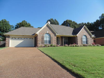 Olive Branch Single Family Home For Sale: 8822 Bell Forest
