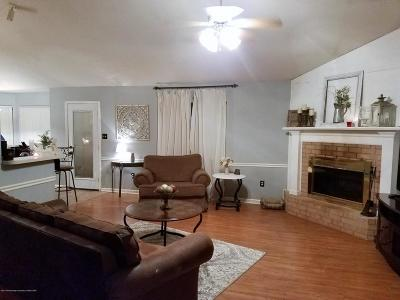 Southaven Single Family Home For Sale: 1719 Saddle