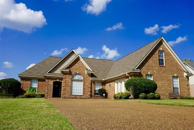 Southaven Single Family Home For Sale: 2120 Greencliff