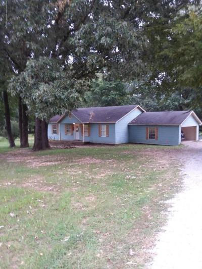 Tate County Single Family Home For Sale: 384 Oakley