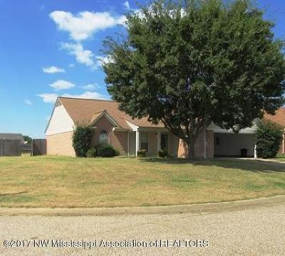 Horn Lake Single Family Home For Sale: 6725 Timber Point Circle