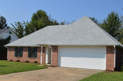 Olive Branch Single Family Home For Sale: 7173 Olive Ridge