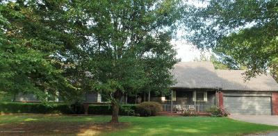 Marshall County Single Family Home For Sale: 1830 N Red Banks Road