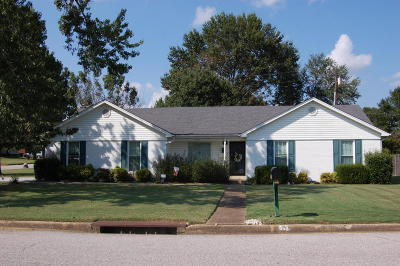 Olive Branch Single Family Home For Sale: 7060 Maplewood Rd