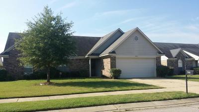 Horn Lake Single Family Home For Sale: 2403 Easley