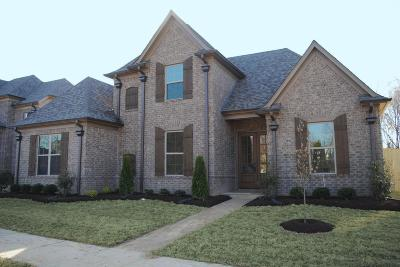 Olive Branch Single Family Home For Sale: 5315 Stonecrest Drive