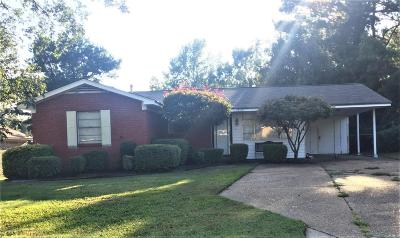 Southaven Single Family Home For Sale: 1835 Vaught Circle