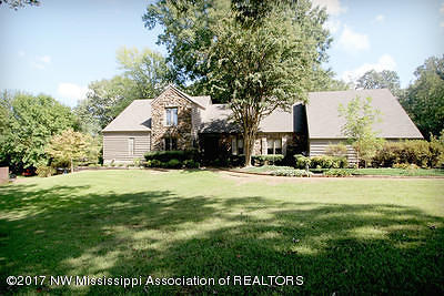 Hernando Single Family Home For Sale: 1610 Mt Pleasant Rd.