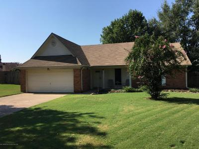 Southaven Single Family Home For Sale: 7393 Hunters Hollow