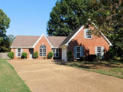 Walls Single Family Home For Sale: 7578 Bear Cove