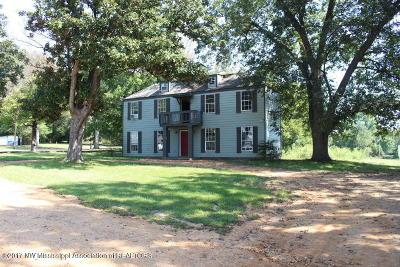 Hernando Single Family Home For Sale: 1536 Gwynn