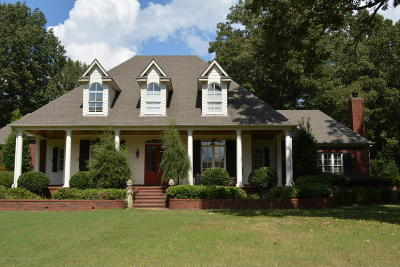 Desoto County Single Family Home For Sale: 4700 Nesbit Road