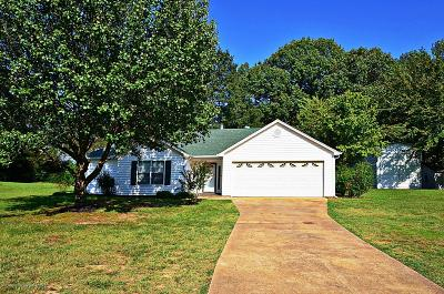 Desoto County Single Family Home For Sale: 2330 Pigeon Roost