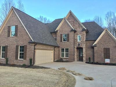 Desoto County Single Family Home For Sale: 2278 Nikki Ridge