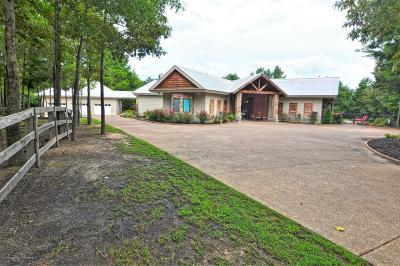 Benton County Single Family Home For Sale: 518 Breedlove Road