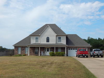Marshall County Single Family Home For Sale: 62 Church Station Parkway