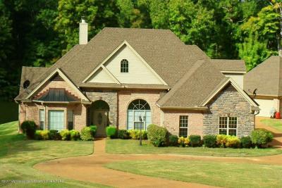 Hernando Single Family Home For Sale: 3277 Woodland Lake Drive