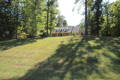 Hernando Single Family Home For Sale: 1201 N Crockett Loop