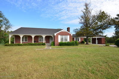 Tate County Single Family Home For Sale: 30277 Highway 4 East