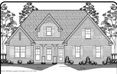 Hernando Single Family Home For Sale: 3414 Tate's Way