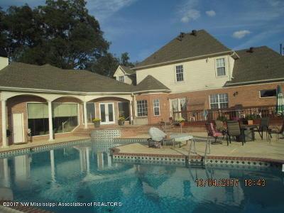 Hernando Single Family Home For Sale: 4445 Robertson Gin