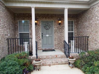 Marshall County Single Family Home For Sale: 144 Cold Water