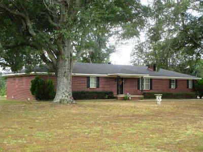 Tate County Single Family Home Active/Contingent: 1222 Walhill Road