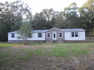 Tate County Single Family Home For Sale: 2199 Walhill