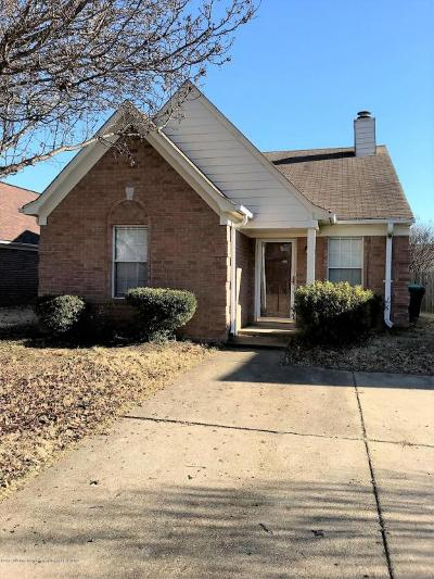 Southaven Single Family Home For Sale: 5708 Kayla Drive
