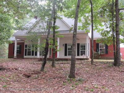 Horn Lake Single Family Home For Sale: 4066 Sharon Drive
