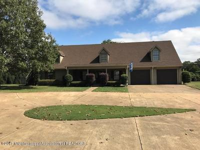 Desoto County Single Family Home For Sale: 14276 Stateline Rd.
