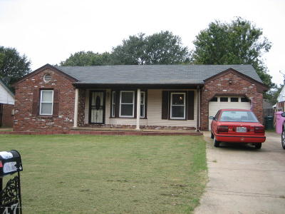 Southaven Single Family Home For Sale: 8147 Charleston