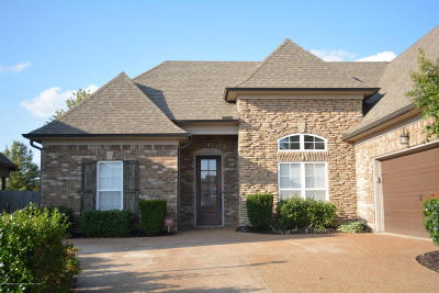 Southaven Single Family Home For Sale: 2854 Ainsworth Lane