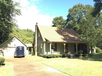 Tate County Single Family Home For Sale: 220 Clearview
