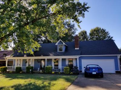 Southaven Single Family Home For Sale: 7365 Greenbrook