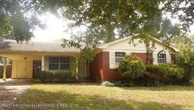Southaven Single Family Home For Sale: 2311 Carrolton Drive