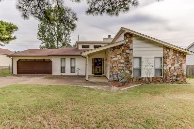 Walls Single Family Home For Sale: 6761 Bramble Lane