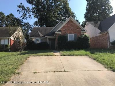 Southaven Single Family Home For Sale: 725 Burton