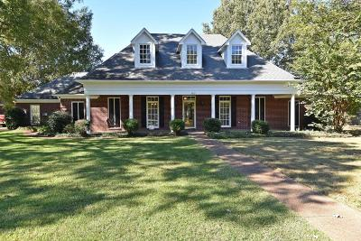 Olive Branch Single Family Home For Sale: 8921 Center Hill