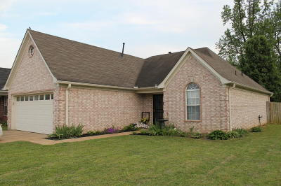 Olive Branch Single Family Home For Sale: 9857 Tremont