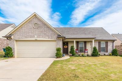Desoto County Single Family Home For Sale: 8262 Willow