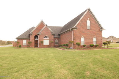 Desoto County Single Family Home For Sale: 8916 Sweet Flag Loop