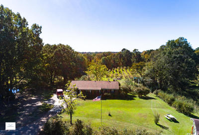 Tate County Single Family Home For Sale: 400 Pioneer Village