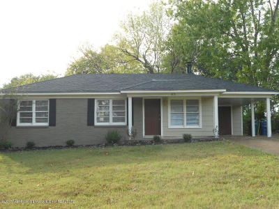 Desoto County Single Family Home For Sale: 8131 Pinebrook Drive