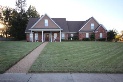 Hernando Single Family Home For Sale: 621 Shadow View