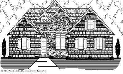 Hernando Single Family Home For Sale: 1821 N Clair Circle