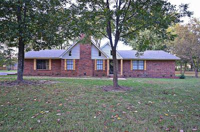 Southaven Single Family Home Active/Contingent: 3806 Meadow Lane